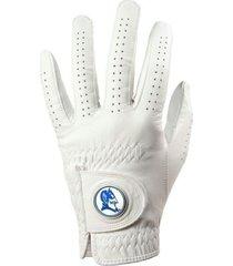 duke blue devils cabretta ncaa licensed leather golf glove