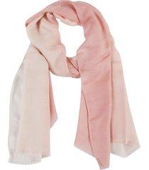 max mara fringe detail scarf