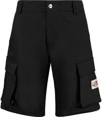 gcds cotton bermuda shorts