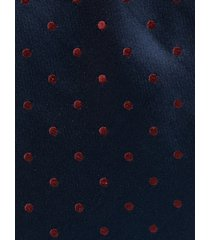 paul smith two-tone silk tie - blue