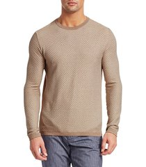 collection brick stitch sweater