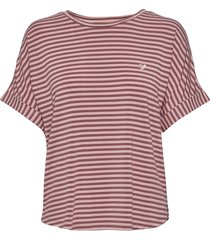softness stripe ss t-shirt t-shirts & tops short-sleeved lila missya