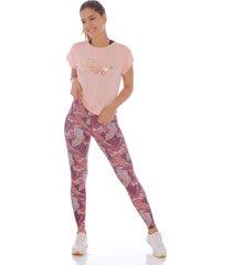 legging deportivo estampado para mujer 100630-00
