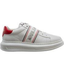 scarpe sneakers uomo in pelle kapri