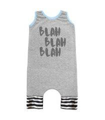 pijama regata comfy blah