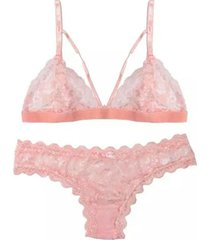 ahuva conjunto urban rosa