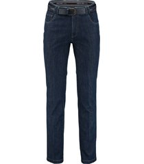 bos bright blue blue city 5-pocket jeans 2m.110/3098 bos blauw