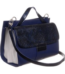 cartera azul belona merida