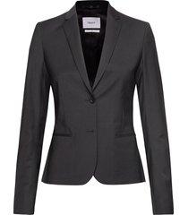 jackie cool wool jacket blazer svart filippa k