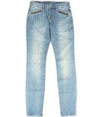 straight jeans geox w5230a t2209