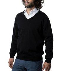 sweater clásico cuello v kotting