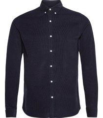 classic corduroy shirt skjorta casual blå superdry