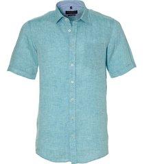 casa moda overhemd - regular fit - groen