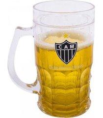 caneca cerveja 400ml atlético mineiro