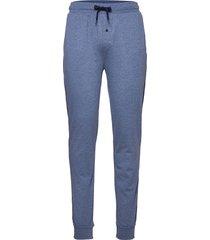 jersey pajama pants mjukisbyxor blå gant