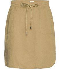 katesz skirt kort kjol beige saint tropez