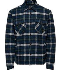 overhemd geruit