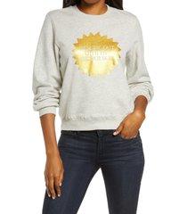 ban. do higher self sweatshirt, size medium at nordstrom