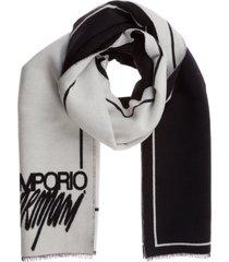emporio armani ardor 7 scarf