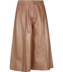desa 1972 flared cuffs cropped trousers