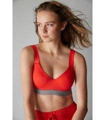 natori dynamic convertible contour sports bra, women's, size 34d