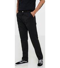 carhartt wip ruck single knee pant jeans black