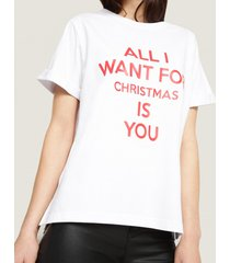 t-shirt all i want for christmas is you