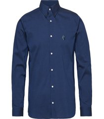 regular shirt overhemd business blauw tonsure