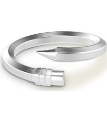 the pencil anillo ajustable plata vari