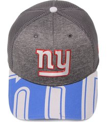 boné new era trucker new york giants nfl cinza/azul