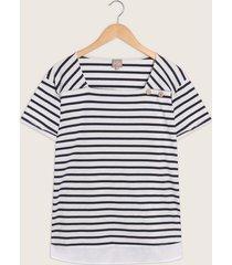 camiseta rayas con botones-14
