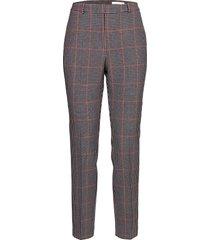 c_tacaro1 pantalon met rechte pijpen multi/patroon boss