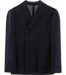 the gigi ziggy double-breasted blazer