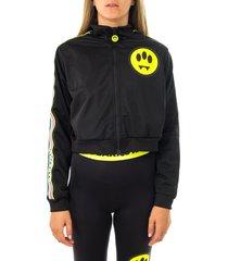 barrow felpa donna triacetate jacket woman 029456.110