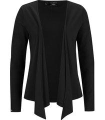 cardigan anti uv in jersey (nero) - bpc bonprix collection