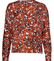 seija blouse lange mouwen multi/patroon dagmar