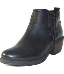 botineta negra rosevelt shoes michelle