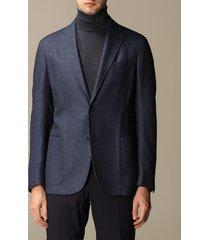 ermenegildo zegna blazer ermenegildo zegna jacket in silk and cashmere