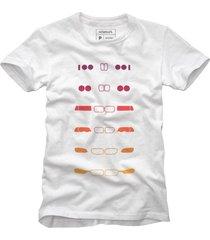 camiseta bmw reserva branco - branco - masculino - dafiti