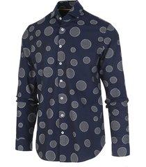 blauw blue industry 1155.92 overhemd