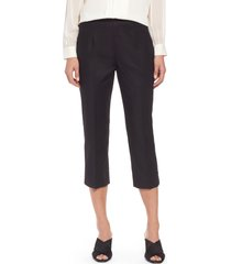 women's nic+zoe perfect side zip crop pants