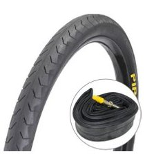 pneu pirelli phantom street 700x32 aro 29 arame e câmara pirelli 1