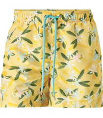 badshorts lemon flowers swim shorts cf
