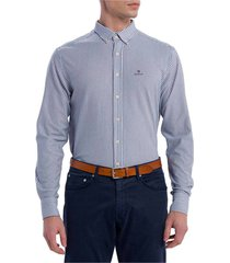 d1. tp pique stripe slim bd shirt