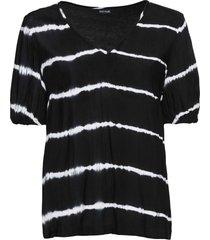 maglia con stampa batik (nero) - bodyflirt