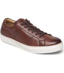 aiden låga sneakers brun marstrand
