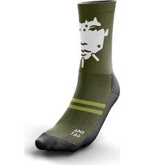 calcetines anatag wild child verde talla l.