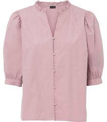 camicetta con maniche a sbuffo (rosa) - bodyflirt
