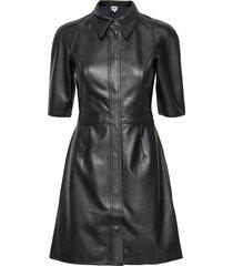 carmella dress dresses everyday dresses svart twist & tango