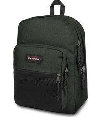eastpak pinnacle ek060 backpack unisex dark green